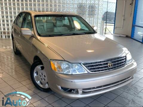 2003 Toyota Avalon for sale at iAuto in Cincinnati OH