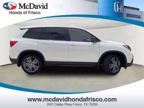 2019 Honda Passport for sale at DAVID McDAVID HONDA OF IRVING in Irving TX