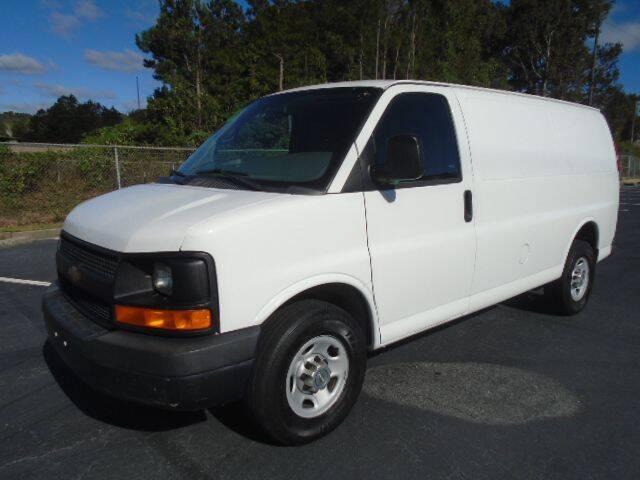 2012 Chevrolet Express Cargo for sale at Atlanta Auto Max in Norcross GA