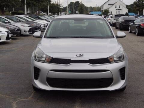 2019 Kia Rio for sale at Auto Finance of Raleigh in Raleigh NC