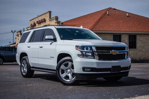 2016 Chevrolet Tahoe for sale at Jerrys Auto Sales in San Benito TX