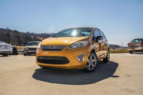 2012 Ford Fiesta for sale at CarUnder10k in Dayton TN