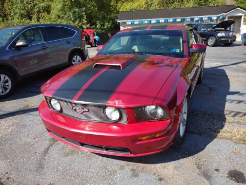 2005 Ford Mustang for sale at Riverside Auto Sales in Saint Albans WV