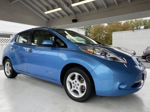 2012 Nissan LEAF for sale at Pasadena Preowned in Pasadena MD