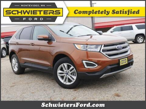 2017 Ford Edge for sale at Schwieters Ford of Montevideo in Montevideo MN