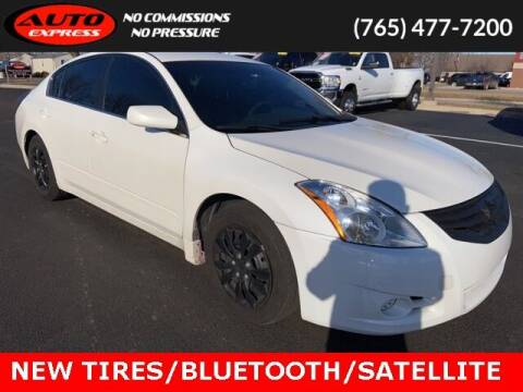 2012 Nissan Altima for sale at Auto Express in Lafayette IN