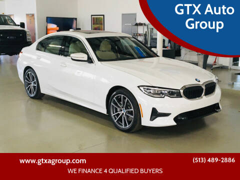 2020 BMW 3 Series for sale at GTX Auto Group in West Chester OH