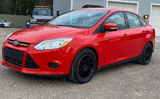 2014 Ford Focus for sale at Hilltop Auto in Prescott MI