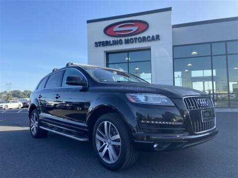 2014 Audi Q7 for sale at Sterling Motorcar in Ephrata PA