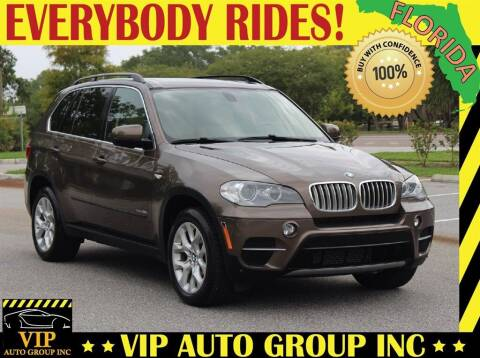 2013 BMW X5 for sale at VIP Auto Group in Clearwater FL