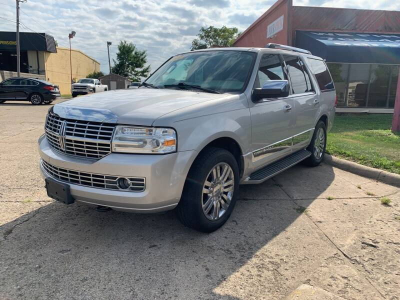2007 Lincoln Navigator for sale at Cars To Go in Lafayette IN