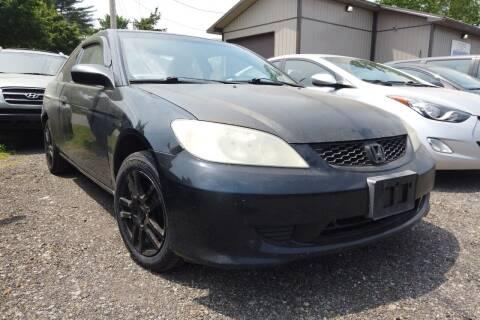 2004 Honda Civic for sale at RS Motors in Falconer NY