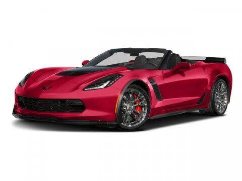 2016 Chevrolet Corvette for sale at DON'S CHEVY, BUICK-GMC & CADILLAC in Wauseon OH