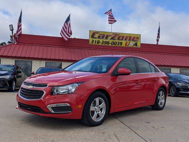 2015 Chevrolet Cruze for sale at CarZoneUSA in West Monroe LA