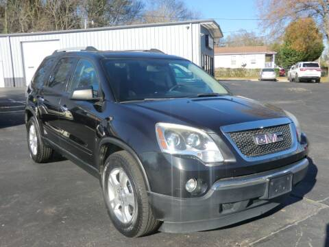 2011 GMC Acadia for sale at Glory Motors in Rock Hill SC