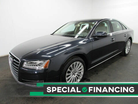 2015 Audi A8 for sale at Automotive Connection in Fairfield OH