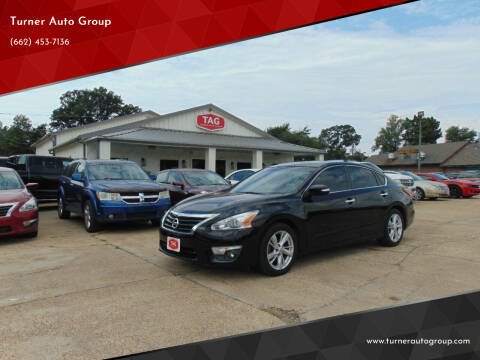 2014 Nissan Altima for sale at Turner Auto Group in Greenwood MS