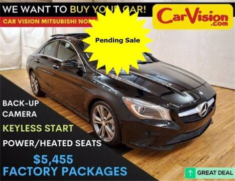 2015 Mercedes-Benz CLA for sale at Car Vision Buying Center in Norristown PA