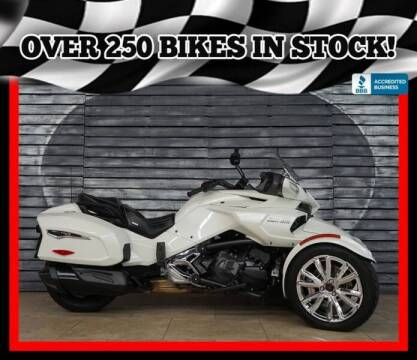 2016 Can-Am Spyder for sale at Motomaxcycles.com in Mesa AZ