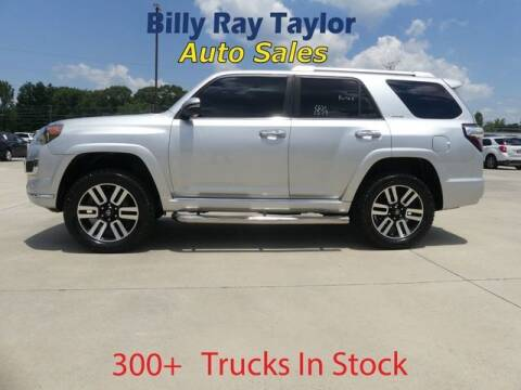 2015 Toyota 4Runner for sale at Billy Ray Taylor Auto Sales in Cullman AL