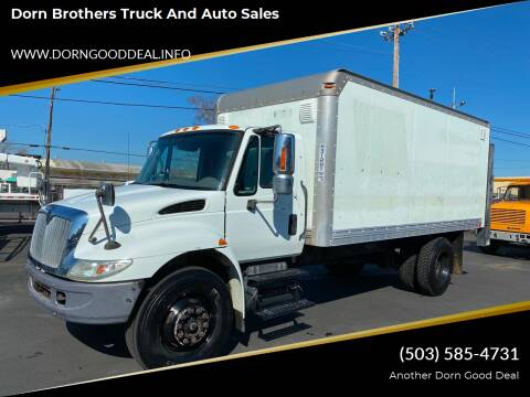 2005 International DuraStar 4400 for sale at Dorn Brothers Truck and Auto Sales in Salem OR