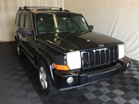 2006 Jeep Commander for sale at DREWS AUTO SALES INTERNATIONAL BROKERAGE in Atlanta GA