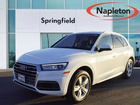 2018 Audi Q5 for sale at Napleton Autowerks in Springfield MO
