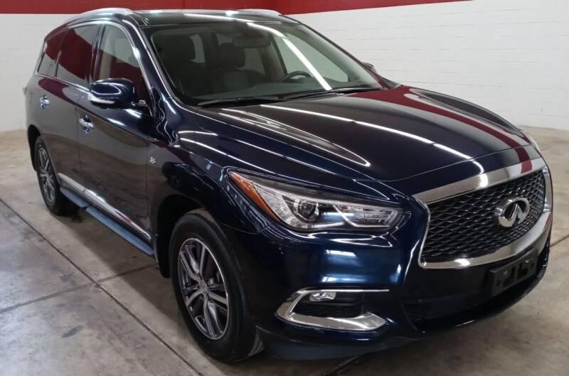 2017 Infiniti QX60 for sale at Columbus Car Warehouse in Columbus OH