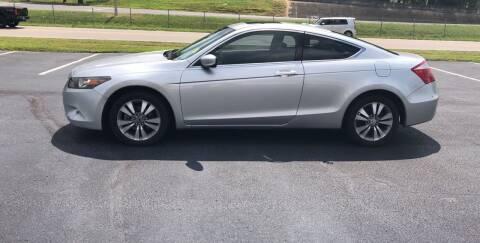 2008 Honda Accord for sale at SELECT AUTO SALES in Mobile AL