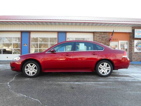 2014 Chevrolet Impala Limited for sale at Twin City Motors in Grand Forks ND