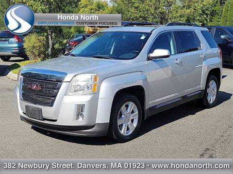 2013 GMC Terrain for sale at 1 North Preowned in Danvers MA