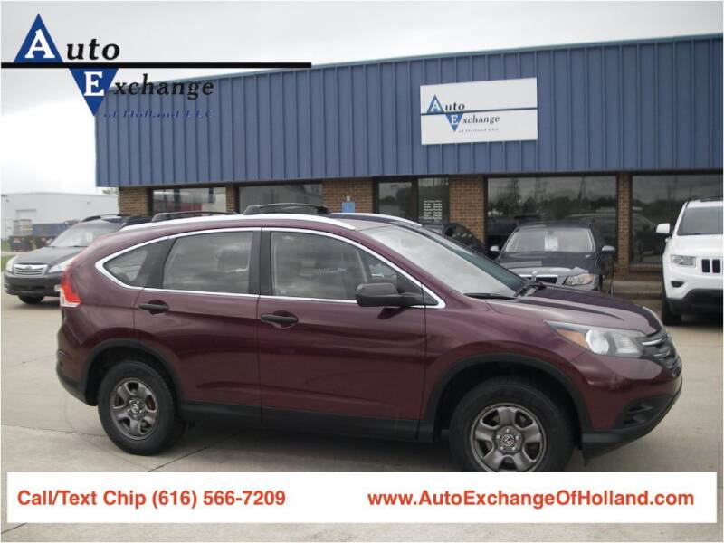 2012 Honda CR-V for sale at Auto Exchange Of Holland in Holland MI