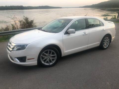 2012 Ford Fusion for sale at Wave Wholesale LLC in Gallatin TN