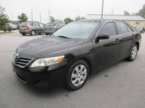2011 Toyota Camry for sale at Creech Auto Sales in Garner NC