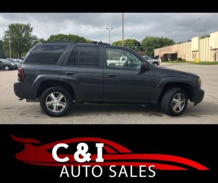 2007 Chevrolet TrailBlazer for sale at C & I Auto Sales in Rochester MN