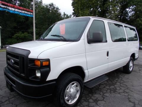 2011 Ford E-Series Wagon for sale at Culpepper Auto Sales in Cullman AL