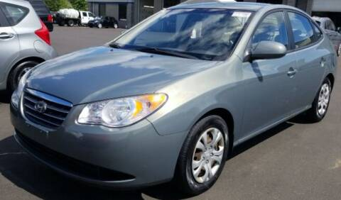 2009 Hyundai Elantra for sale at Precision Automotive Group in Youngstown OH