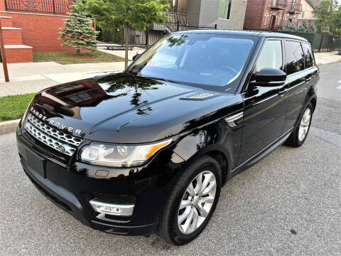 2016 Land Rover Range Rover Sport for sale at Ultimate Motors in Port Monmouth NJ