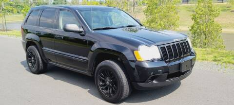 2008 Jeep Grand Cherokee for sale at BOOST MOTORS LLC in Sterling VA