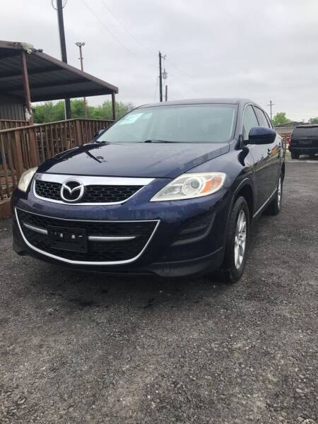 2012 Mazda CX-9 for sale at Texas Country Auto Sales LLC in Austin TX