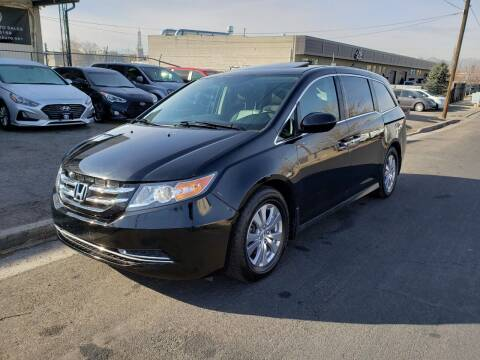 2016 Honda Odyssey for sale at High Line Auto Sales in Salt Lake City UT