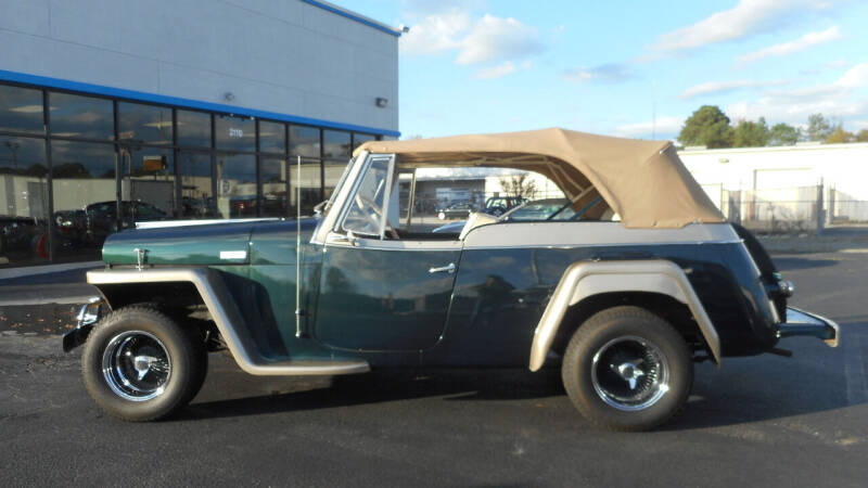 1949 Willys Jeepster for sale in Greenville, NC