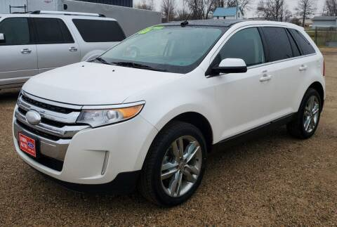 2011 Ford Edge for sale at Union Auto in Union IA