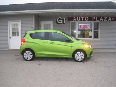 2016 Chevrolet Spark for sale at G T AUTO PLAZA Inc in Pearl City IL