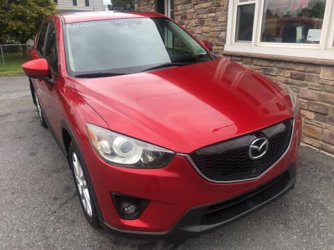 2014 Mazda CX-5 for sale at Matt-N-Az Auto Sales in Allentown PA