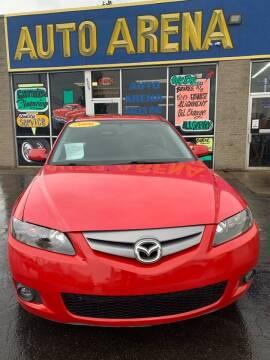 2006 Mazda MAZDA6 for sale at Auto Arena in Fairfield OH