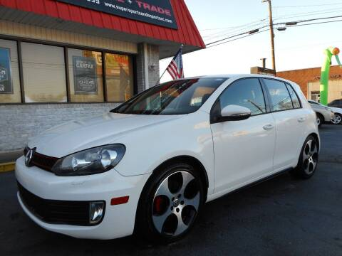 2011 Volkswagen GTI for sale at Super Sports & Imports in Jonesville NC