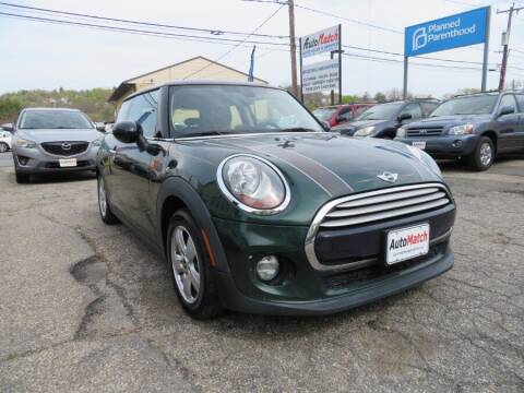 2015 MINI Hardtop 2 Door for sale at Auto Match in Waterbury CT