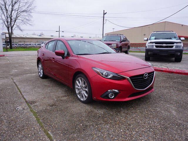 2014 Mazda MAZDA3 for sale at BLUE RIBBON MOTORS in Baton Rouge LA