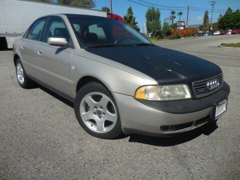 2001 Audi A4 for sale at ARAX AUTO SALES in Tujunga CA